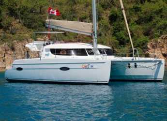 Chartern Sie katamaran in Sea Cows Bay - Fountaine Pajot Lipari 41