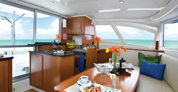 Alquilar catamarán Leopard 39 en Sea Cows Bay, Tortola