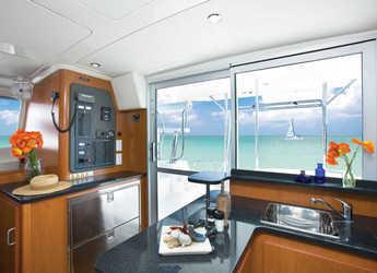 Rent a catamaran Leopard 39 in Sea Cows Bay, Tortola