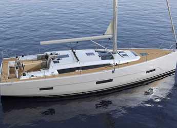 Louer voilier à Zaton Marina - Dufour 430