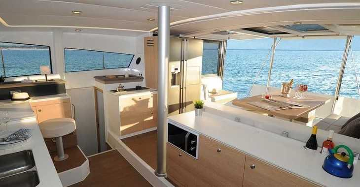 Alquilar catamarán en Jolly Harbour - Bali 4.3 Owner Version