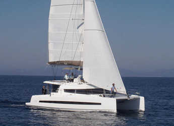 Rent a catamaran in Scrub Island - Bali 4.3 Owner Version