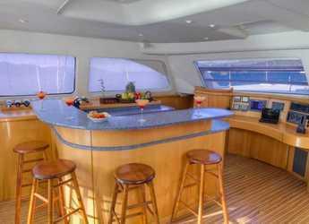 Alquilar catamarán Leopard 62 en Inner Harbour Marina (Road Town), Road town