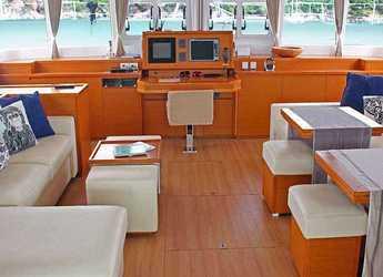 Alquilar catamarán Lagoon 62 en Inner Harbour Marina (Road Town), Road town