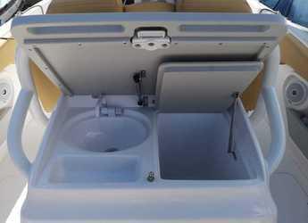Rent a motorboat Open sport 880 in Puerto Portals, Calvia