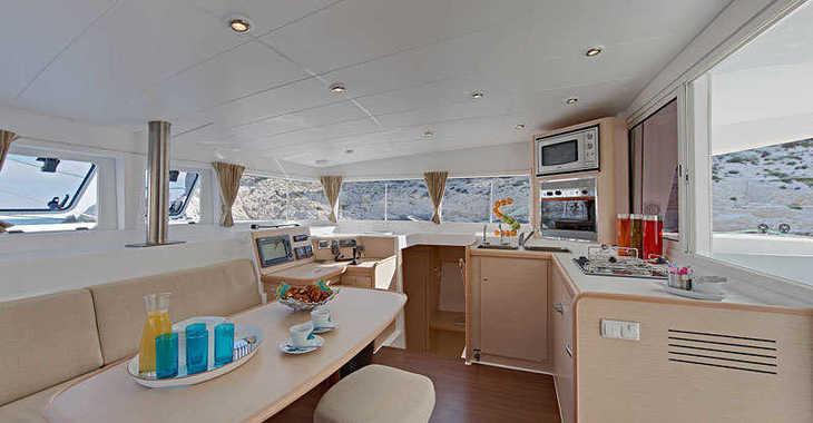 Alquilar catamarán Lagoon 400 S2 en Zaton Marina, Zaton