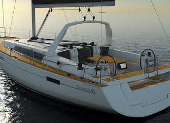 Rent a sailboat in Port Lavrion - Oceanis 41.1
