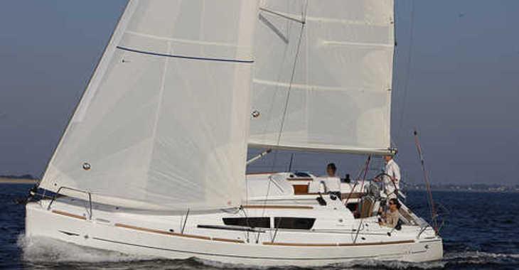Alquilar velero Sun Odyssey 33i en ACI Marina Dubrovnik, Dubrovnik city