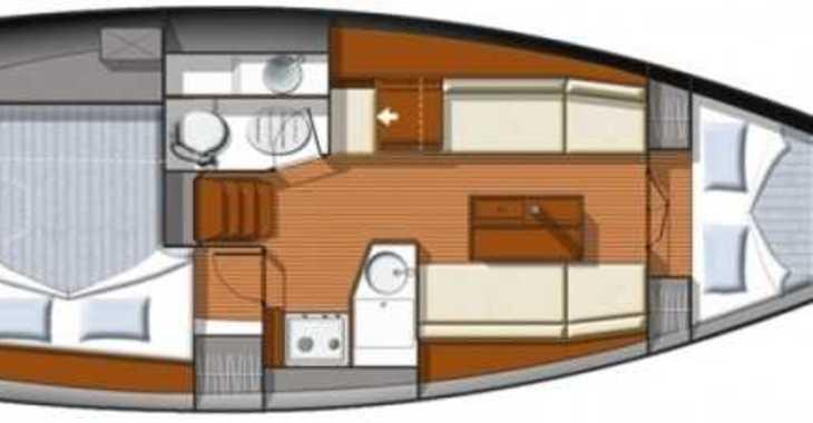 Alquilar velero en Zaton Marina - Sun Odyssey 33i