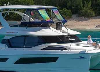 Chartern Sie katamaran in Nanny Cay - Aquila 443