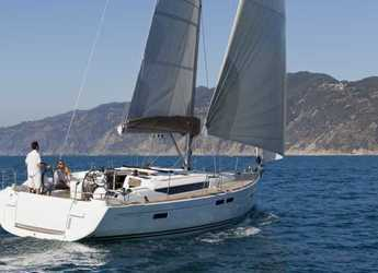 Rent a sailboat in Zaton Marina - Sun Odyssey 469