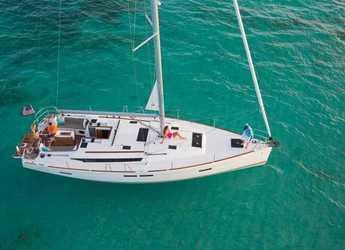 Rent a sailboat in Zaton Marina - Sun Odyssey 469