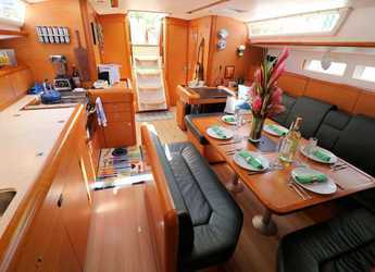 Rent a sailboat Jeanneau 52 in Admiralty Bay, Bequia