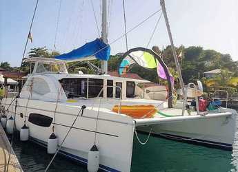 Alquilar catamarán Robertson and Caine 42 en Admiralty Bay, Bequia