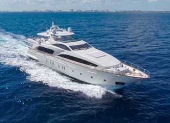 Rent a yacht in Nanny Cay - Azimut 116