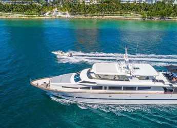 Alquilar yate Horizon 110 en Nanny Cay, Tortola