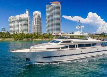 Rent a yacht in Nanny Cay - Horizon 110