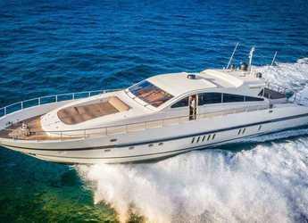 Chartern Sie yacht in Nanny Cay - Leopard 90
