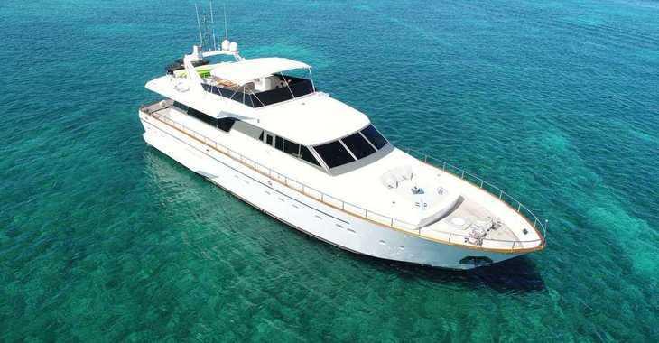Rent a yacht in Palm Cay Marina - San Lorenzo 80
