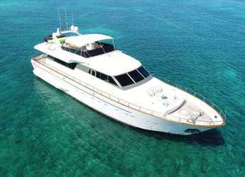 Rent a yacht in Palm Cay Marina - San Lorenzo 80