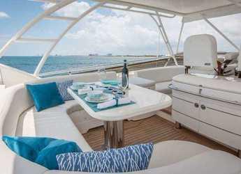 Alquilar yate Princess, UK 75 en Nanny Cay, Tortola