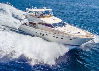 Rent a yacht in Nanny Cay - Princess, UK 75