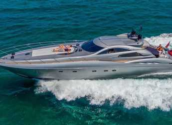 Rent a yacht in Nanny Cay - Sunseeker 75