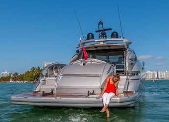 Alquilar yate Sunseeker 75 en Nanny Cay, Tortola