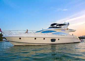Rent a yacht in Nanny Cay - Azimut 68