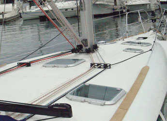 Rent a sailboat in Zaton Marina - Sun Odyssey 45