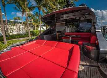 Alquilar yate Pershing 64 en Nanny Cay, Tortola