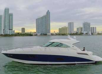 Rent a yacht in Nanny Cay - Sea Ray 54