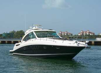 Rent a yacht in Nanny Cay - Sea Ray 48