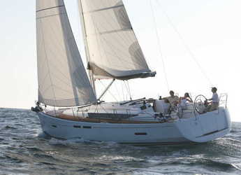 Rent a sailboat in Zaton Marina - Sun Odyssey 409