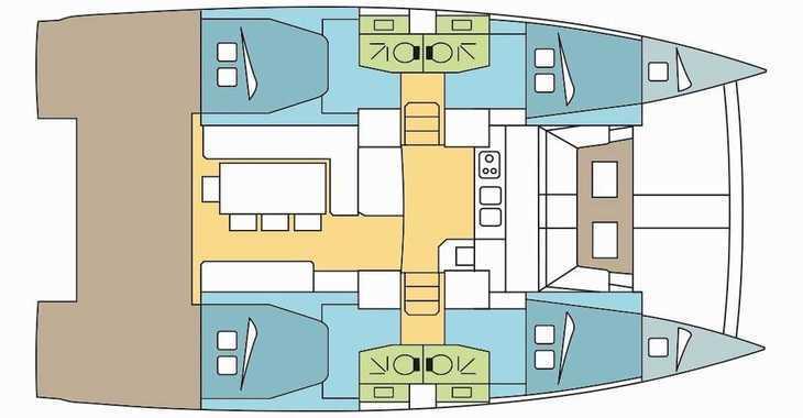 Rent a catamaran in Marina Port Royale - Bali 4.1
