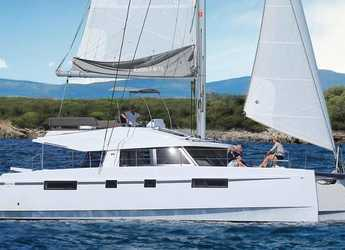 Rent a catamaran in Marina Le Marin - Nautitech 46 Fly