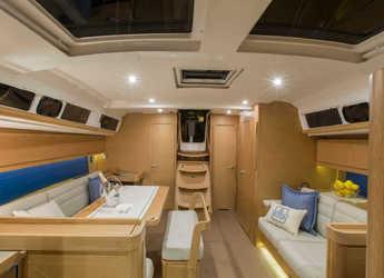 Rent a sailboat in Scrub Island - Dufour 460