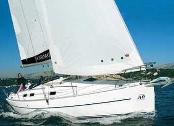 Alquilar velero Harmony 34 en Zaton Marina, Zaton