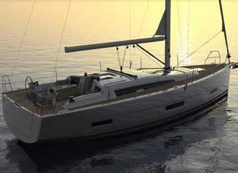 Rent a sailboat in Cala Nova - Dufour 385