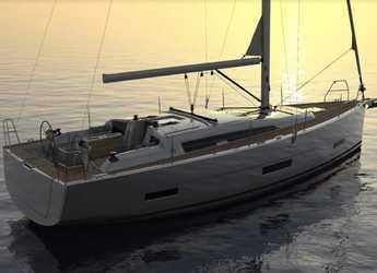 Chartern Sie segelboot in Cala Nova - Dufour 385