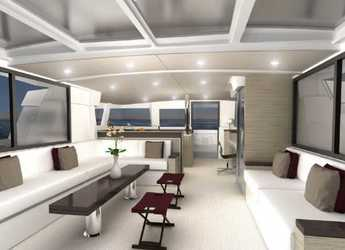 Rent a catamaran in Marina Port Royale - Bali 5.4 Luxe