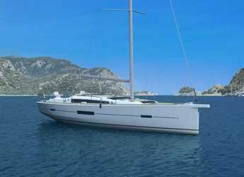 Rent a sailboat in Blue Lagoon - Dufour 520 GL