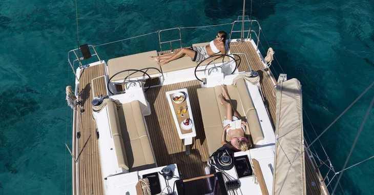 Alquilar velero Dufour 460 Grand Large en Jolly Harbour, Antigua
