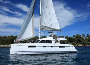 Alquilar catamarán Nautitech 46 Open en Maya Cove, Hodges Creek Marina, Tortola East End