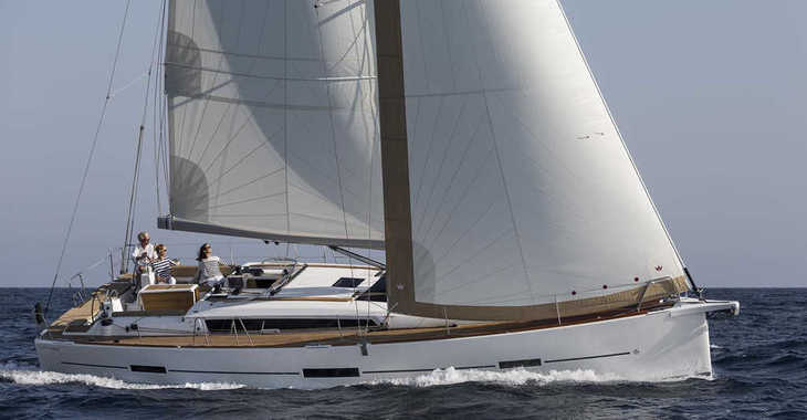 Rent a sailboat in Marina Port Royale - Dufour 460 Grand Large