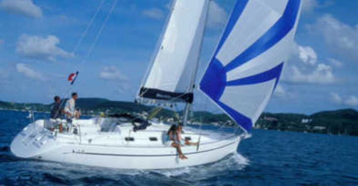 Rent a sailboat in Zaton Marina - Harmony 38