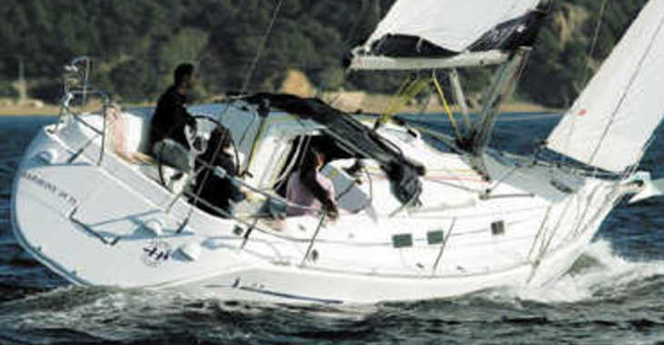 Rent a sailboat Harmony 34 in Zaton Marina, Zaton