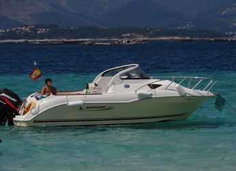 Rent a motorboat in Club de Mar - Quicksilver 620 Cruiser