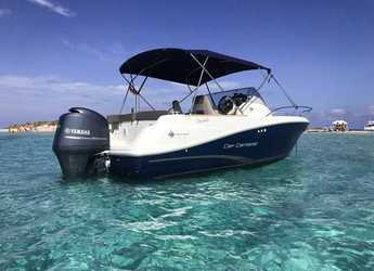 Rent a motorboat in Marina Botafoch - Jeaneau Cap Camarat 6.5 WA