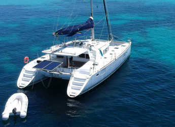 Rent a catamaran in Club Naútico de Sant Antoni de Pormany - Lagoon 440